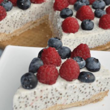 Ptasie mleczko jogurtowe – zdrowy deser bez pieczenia