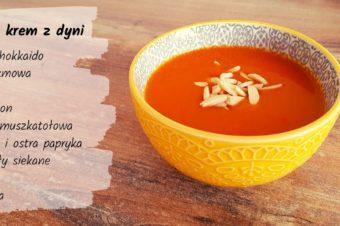 Zupa krem z dyni – najprostsza