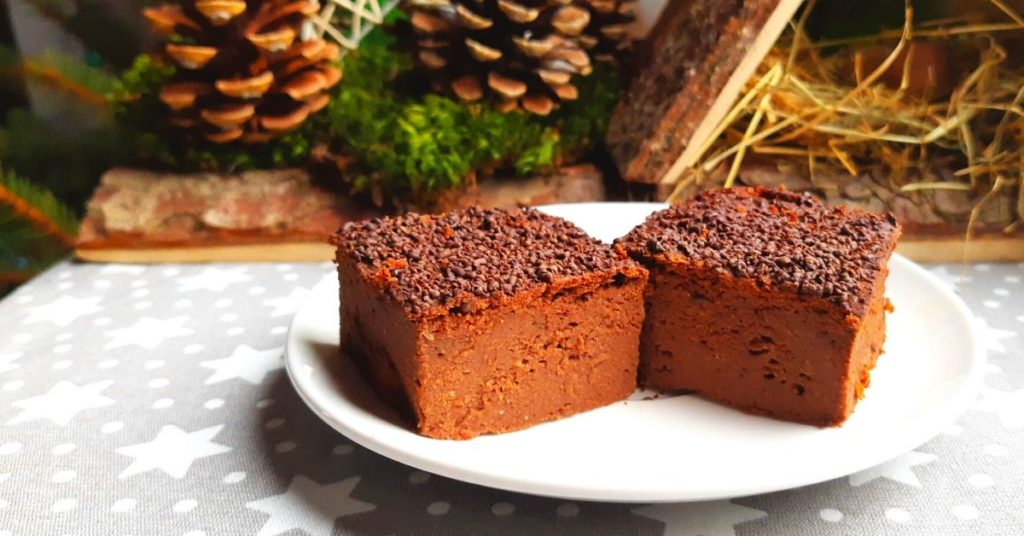zdjęcie brownie bez wiórek