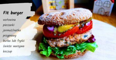 Fit burger – najprostszy i najlepszy