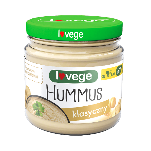 zdjęcie humusu Sante