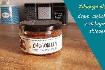 Z cyklu #dobryprodukt – krem czekoladowy z dobrym składem