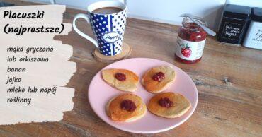 Placuszki – mamo, możemy jeść codziennie takie śniadanie?