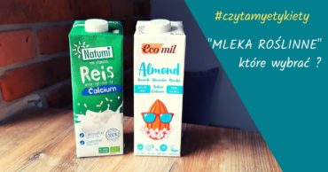 Mleka roślinne – które najlepsze dla kogo?
