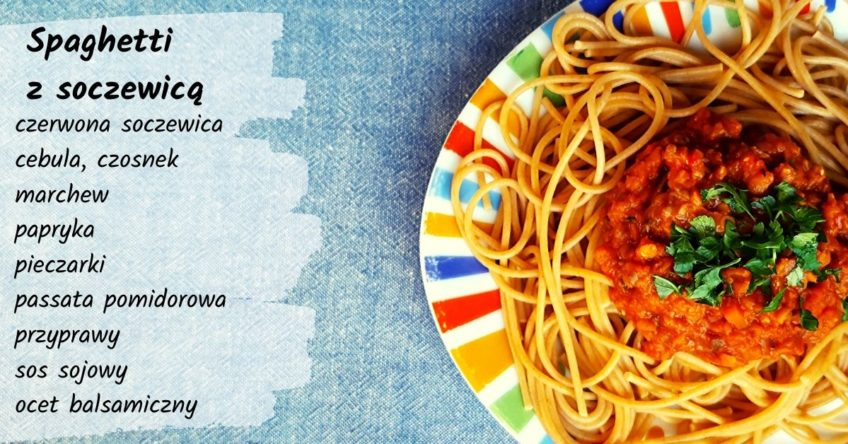 Spaghetti trochę inne