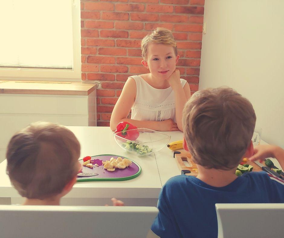 Magdalena Ciężkowska dietetyk dziecięcy, mama
