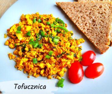 Tofucznica – proste i szybkie śniadanie