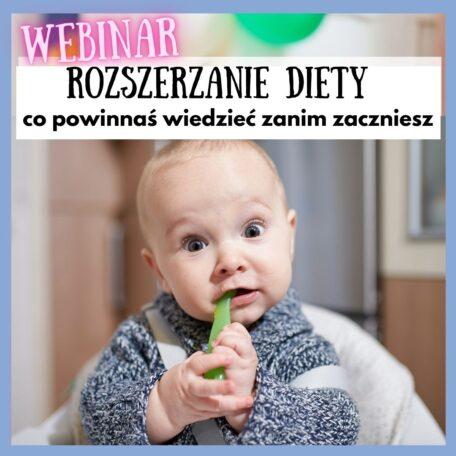 Rozszerzanie diety cz. 1. Wszystko co powinnaś wiedzieć zanim zaczniesz