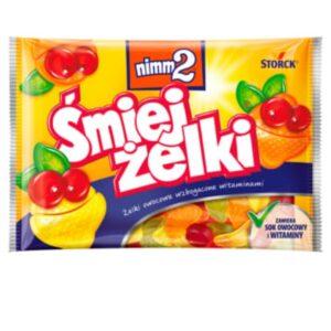 żelki dla dzieci masa cukru słodycze z dobrym składem