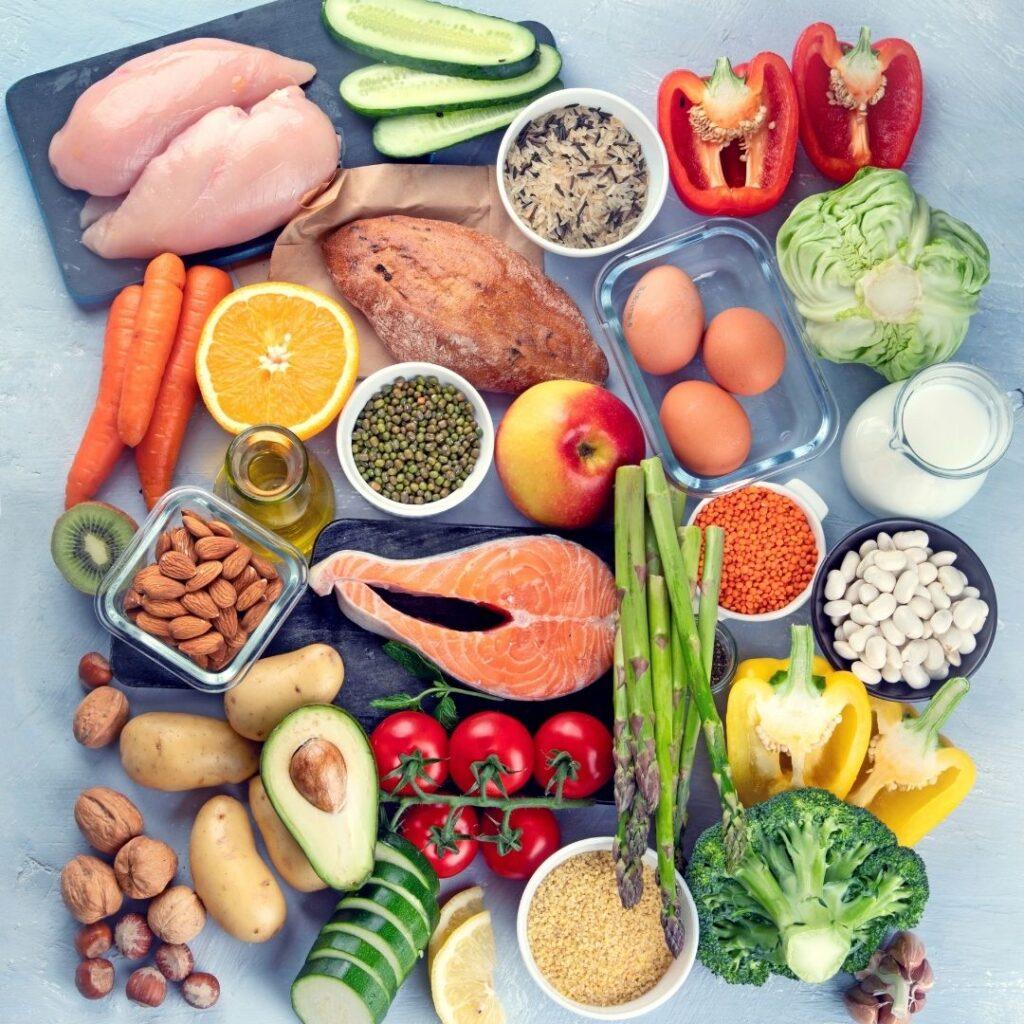 jak bilansować dietę dziecka